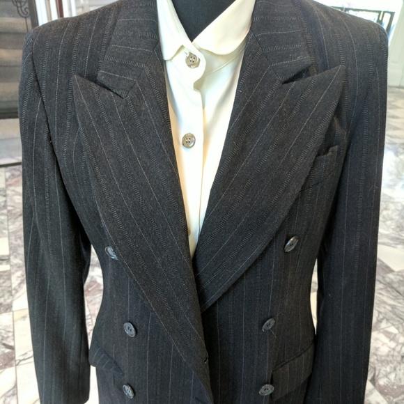DKNY Jackets & Blazers - DKNY Retro Pinstripe Jacket and Trousers
